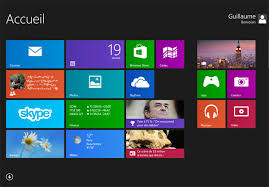 bureau windows 8 de windows 1 0 à windows 10 fall creators update évolution en