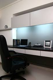 Black Office Chair Design Ideas Interior Excellent Study Room With Simple Floating Desk And