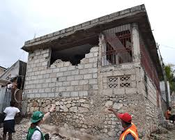 structural haiti earthquake clearinghouse