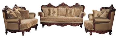 boudreaux luxury traditional living room 3 piece set victorian