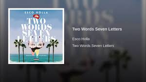 two words seven letters youtube