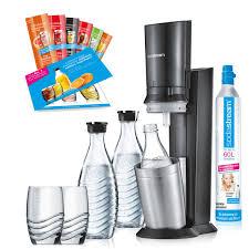 Check24 Haus Kaufen Sodastream Crystal 2 0 Titan Promopack Preisvergleich Check24