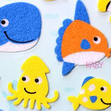 aliexpress com buy sea animals clown fish whale octopus sponge