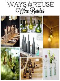 creative idea for home decoration ideas for wine bottle decoration matakichi com best home design