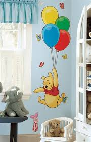 Winnie The Pooh Wall Decals For Nursery Wall Decals Of Winnie The Pooh And Piglet Winnie The Pooh Wall
