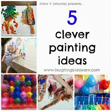 awesome 30 creative painting ideas for preschoolers decorating