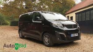 peugeot traveller business peugeot traveller 2016 video review autoebid youtube