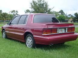 Dodge Spirit Plymouth Acclaim Chrysler 1991 Dodge Spirit Es Turbo 3950 00 Turbo Dodge Forums Turbo