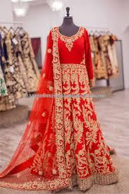 anarkali wedding dress indian wedding bridal anarkali suits deisgn buy indian wedding