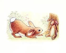 velveteen rabbit nursery velveteen rabbit clipart 66