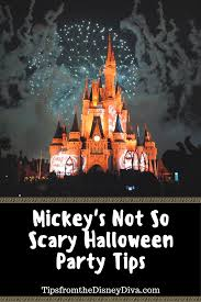 throwback thursday mickey u0027s not so scary halloween party review
