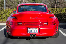ruf porsche 993 ruf turbo r still got back rennlist porsche discussion forums