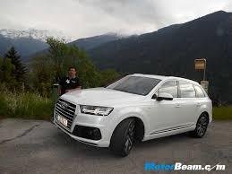 Audi Q7 Modified - 2016 audi q7 first drive review
