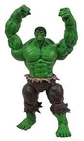 buy diamond select toys marvel select incredible hulk action