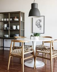 tulip tables park and oak interior design