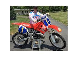 evo motocross bikes 1990 cr 250 factory honda u2013 evo mx