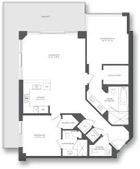 Salon And Spa Floor Plans Brickell City Centre Style Has No Labels Miami Fl
