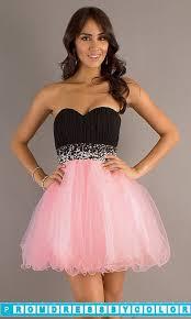 light pink dama dresses black prom dresses short strapless sweetheart a line tulle dress