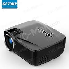projector for android gp70up 1200 lumens multimedia projector with android 4 4 os 1gb