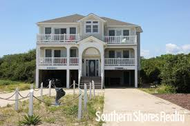 outer banks rentals with elevators southern shores realty
