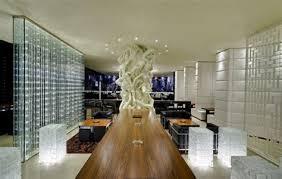 separation en verre cuisine salon 14 les portes pliantes design