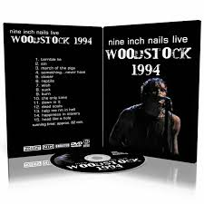 nine inch nails woodstock 94 dvd 9
