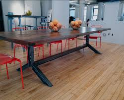 industrial conference table furniture design design ideas u0026 decors