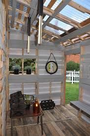 from recycled wood pallets to tiny houses genius homeless