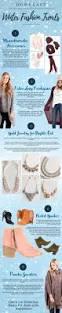 fashion infographic winter fashion trends best fashion