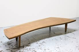 George Nakashima Furniture by Paddle8 Sundra Coffee Table From The
