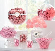 Party City Table Cloths Baby Shower Candy Buffet Party City