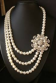 bridal necklace pearls images Html proyectos que intentar jpg