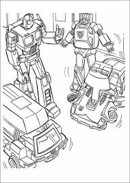 transformers printable coloring pages red transformer colouring