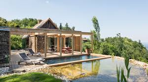 architektur ferienhaus ferienhaus steiermark mit pool und sauna