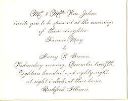 marriage invitation sle church anniversary invitation sle style by modernstork