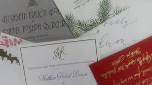 wedding invitation printing custom wedding suite letterpress invitation printing nyc