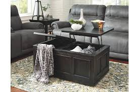 black lift top coffee table gavelston coffee table with lift top ashley furniture homestore