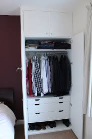 Built In Bookshelves Bespoke Bookcases London Furniture by Traditional Fitted Wardrobe With Drawers Hand Painted Bedroom