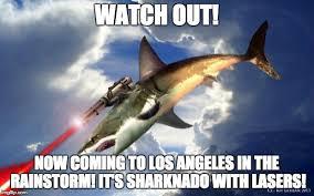 Shark Meme - flying laser shark latest memes imgflip