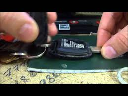 honda accord fob battery 2008 8th honda accord diy how to replace your key fob