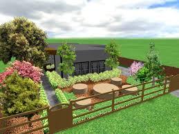 view 3d garden design nice home design fantastical and 3d garden