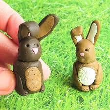 fimo chocolate easter bunnies how to sculpt a clay rabbit
