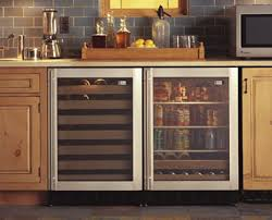 under cabinet beverage refrigerator ge monogram beverage center zdbt240pbs review