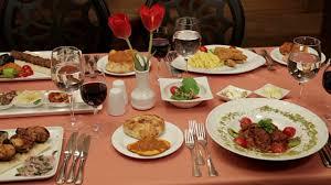 Dining Table With Food Dining Table With Food Interior Design Food Dining Tablesfarm