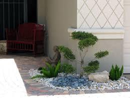 Garden Decor With Stones Garden Design Ideas With Pebbles