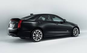 cadillac ats v price 2016 cadillac ats v options and pricing hit the
