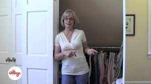 learn how to clean your closet in 2 minutes youtube
