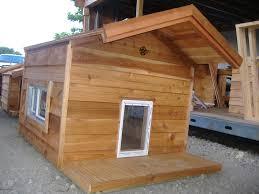 Extra Large Dog Igloo House Extra Large Ac Dog House Custom Ac Heated Insulated Dog House