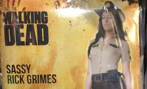 Walking Dead Halloween Costumes 10 Halloween Costumes Worse Sassy Rick Grimes U0027the