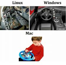 Windows Vs Mac Meme - 25 best memes about windows vs mac vs linux windows vs mac